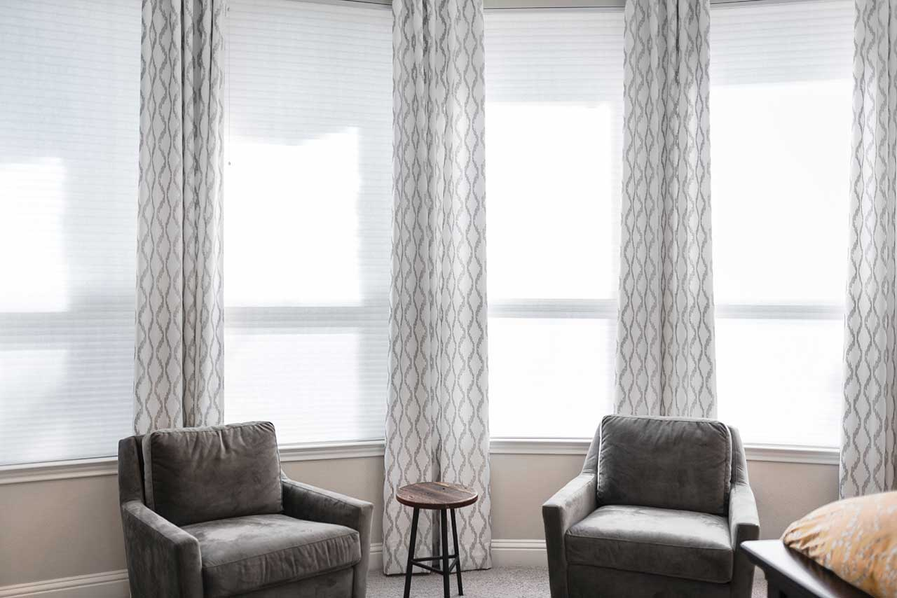 Draperies and Window Shades